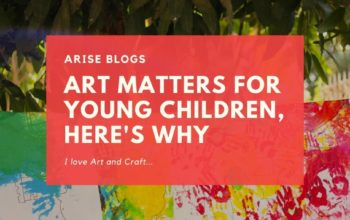 Art Matters for Young Children, Here's Why 2