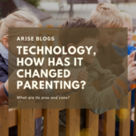 Technology, how has it changed parenting